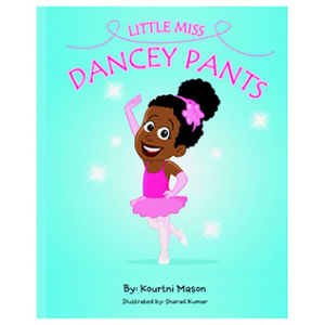 square version little miss dancey pants